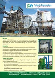 Aakash Enterprises Brochure